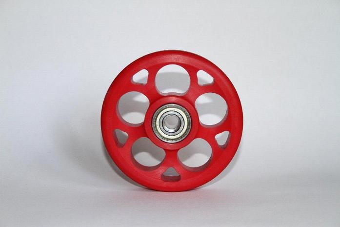 Wheelie Bar Wheels