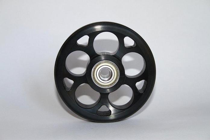 Black Ultimate Wheel